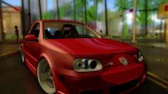 Volkswagen Golf Street pour GTA San Andreas