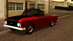 Moskvitch 412 Cabrio