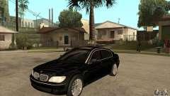 BMW 760Li (e66) SE pour GTA San Andreas