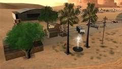 Neue Ausstattung für den Flughafen in der Wüste