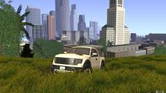 Ford F150 SVT RapTor für GTA San Andreas