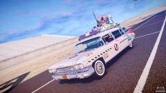 Ecto-1 (Ghost Hunters) Finale