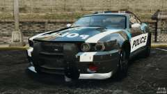 NFSOL State Police Car [ELS] pour GTA 4