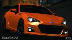 Subaru BRZ S 2012 pour GTA San Andreas