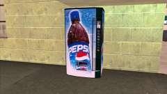 Distributeurs automatiques de PEPSI