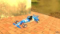 PEPSI car