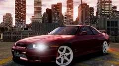 Nissan Skyline R33 GTR V-Spec für GTA 4