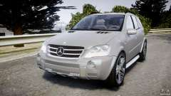 Mercedes-Benz ML63 AMG v2.0