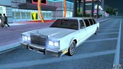 Lincoln Town Car 1986 Limo
