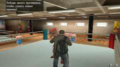 Le système de combat de GTA IV V 3.0