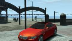 BMW M6 2010 v1.1 pour GTA 4