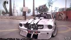 Shelby GT500 für GTA San Andreas