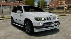 BMW X5 4.8IS BAKU