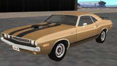 Dodge Challenger 440 Six Pack 1970 für GTA San Andreas