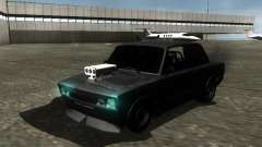 VAZ 2106 Drag Racing