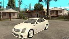Cadillac CTS-V 2009 v2.0