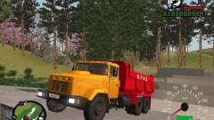 Camion KrAZ 65055