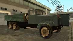 Benne camion KrAZ c. 2