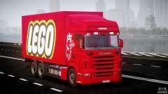 Scania R580 Tandem