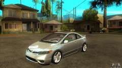 Honda Civic Si - Stock