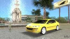Peugeot 407 pour GTA Vice City