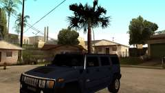 Hummer H2 SE für GTA San Andreas
