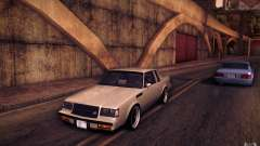 Buick Regal GNX pour GTA San Andreas