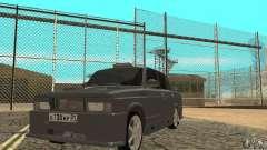 VAZ 2105 Night Hunter pour GTA San Andreas