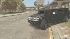 Hummer H2 Stock