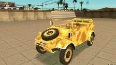 Kuebelwagen v2.0 desert