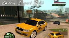 Skoda Superb TAXI cab