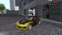 Mazda RX-8 Rockstar