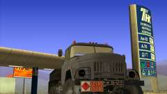 ZIL 131 pétrolier
