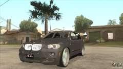 BMW X5 dubstore pour GTA San Andreas