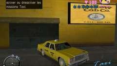 Ford Crown Victoria LTD 1985 Taxi für GTA Vice City