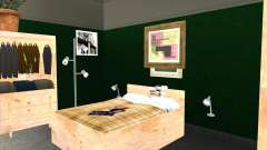 New Interior of CJs House pour GTA San Andreas