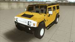 Hummer H2 pour GTA San Andreas
