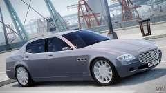 Maserati Quattroporte V