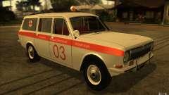 GAZ-24 Wolga 03-Ambulanz