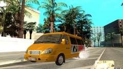 Gazelle 32213 (Restajl)