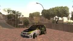 Subaru Impreza Ken Block pour GTA San Andreas