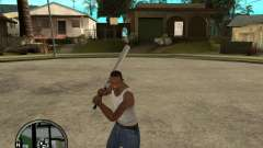 GTA IV HUD pour GTA San Andreas