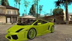 Lamborghini Gallardo LP560-4 Hamann