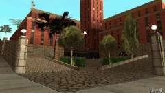 Nouvelles textures pour l'hôpital à Los Santos