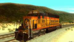 Chessie System sd40-2