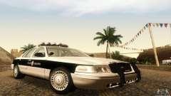 Ford Crown Victoria New Corolina Police