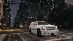 Chevrolet Tahoe tuning