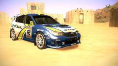 Subaru impreza Tarmac Rally pour GTA San Andreas