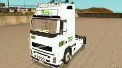 Volvo FH16 Globetrotter STG