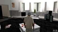 Nouvelles textures intérieur de maisons sûres